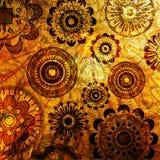 сбор винограда grunge предпосылки абстрактного искусства Стоковые Фото