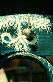 сбор винограда locket сердца Стоковые Изображения RF