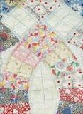 сбор винограда quilt Стоковые Фото