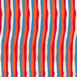 сбор винограда striped предпосылкой Стоковые Изображения RF