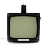 сбор винограда tv портативной машинки установленный Стоковое Фото
