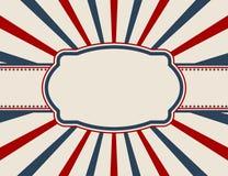 сбор винограда американской предпосылки патриотический бесплатная иллюстрация