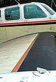 сбор винограда воздушных судн Стоковое Изображение RF