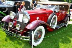 сбор винограда выставки автомобиля Стоковая Фотография RF