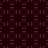 сбор винограда картины безшовный Стоковая Фотография RF