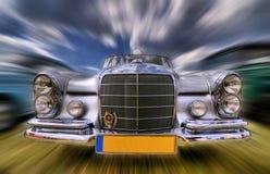 сбор винограда немца автомобиля Стоковая Фотография
