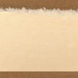 сбор винограда пустой бумаги Стоковая Фотография