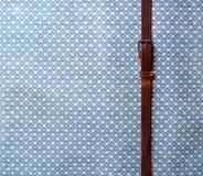 сбор винограда ткани Стоковые Изображения RF