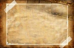 сбор винограда фото альбома Стоковые Изображения
