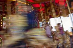 сбор винограда Франции paris carousel принятый фото Стоковые Изображения