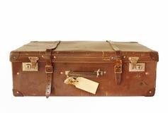 сбор винограда чемодана Стоковое Изображение RF
