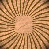 сбор винограда шаблона предпосылки изолированный золотом lable лучи абстрактная предпосылка Стоковые Фото