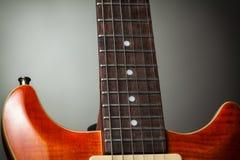 сбор винограда электрической гитары Стоковое Изображение RF
