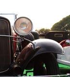 сбор винограда sepia автомобиля автомобиля ретро Стоковые Изображения RF