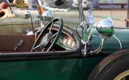 сбор винограда sepia автомобиля автомобиля ретро Стоковое Фото