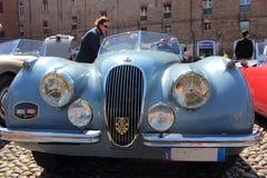 сбор винограда sepia автомобиля автомобиля ретро стоковое изображение