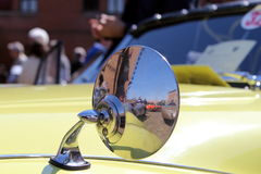сбор винограда sepia автомобиля автомобиля ретро стоковая фотография