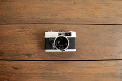 сбор винограда slr камеры 35mm Стоковые Изображения RF