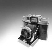 сбор винограда slr камеры 35mm Стоковые Фото