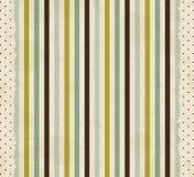 сбор винограда striped предпосылкой Стоковое Изображение RF