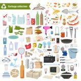 Сбор мусора бесплатная иллюстрация