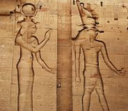 Сбросы и штендеры острова файла, Assuan, Египта стоковые фотографии rf