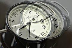 Сброс давления времени Стоковое Изображение RF