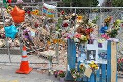 Сброс давления здания Филадельфии Стоковые Изображения