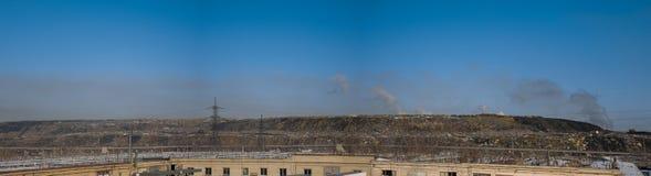 Сброс города Стоковые Фото