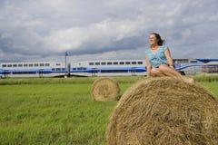 сброс hayfever принципиальной схемы Стоковая Фотография