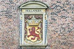 сброс hollandia пальто bas рукоятки Стоковые Фотографии RF