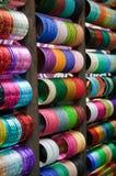 сбывание Индии bangles Стоковое Фото