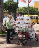 сбывания Вьетнам обочины рыб Стоковое фото RF