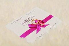 Свадьба, поздравительная открытка, приглашение, праздник, белый Стоковое Изображение