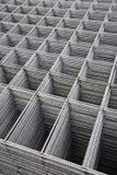 сваренная сталь решетки стоковая фотография