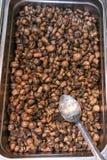 Сваренные грибы Стоковая Фотография