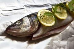 сваренные рыбы Стоковые Изображения RF