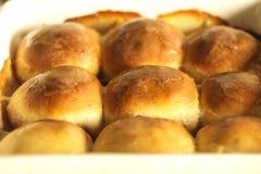 Сваренные scones, булочка Стоковые Изображения
