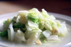 сваренный киец капусты стоковое изображение