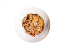 сваренный рис Стоковая Фотография