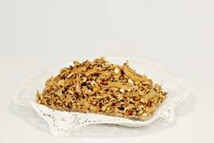 сваренный фасолью сахар сезама риса Стоковое фото RF