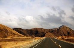сварите дорогу mt к Стоковая Фотография RF