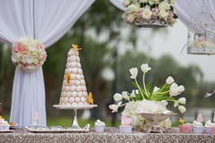 Свадебные пироги Стоковые Фото