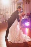 Свадебный банкет Стоковые Изображения