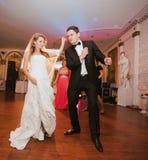 Свадебный банкет Стоковые Изображения RF
