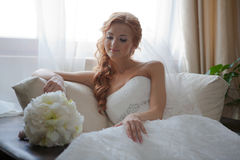 Свадьба, жених и невеста, влюбленность Стоковое Изображение RF