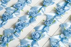 Свадьба Bonbonniere коробка присутствующая Подарок свадьбы для гостя Стоковая Фотография RF