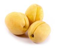Свежая вкусная все еще-жизнь абрикосов. Стоковые Изображения RF