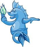 свежая вода бога Стоковое Изображение RF