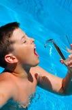 свежая вода Стоковое Изображение